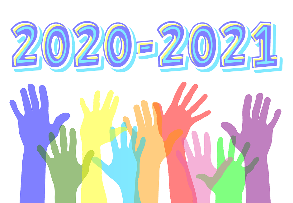 2020 - 2021 Cplorful Hands